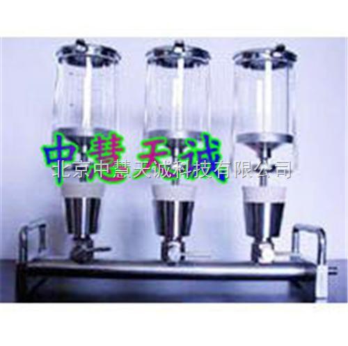 三联薄膜过滤器/无菌薄膜检测过滤器 型号:DYS-KSTV3