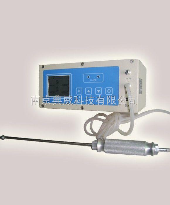 泵吸式氟气检测仪