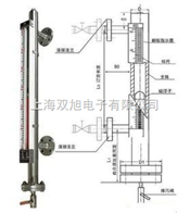UHZ-111/B山东UHZ-111/C磁翻板液位计 UHZ-111/B UHZ-111/S防霜型电远传磁浮子液位计