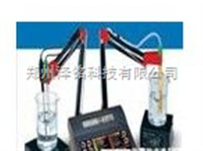 HI255双通道多功能酸度、ORP、电导、TDS、盐度测定仪