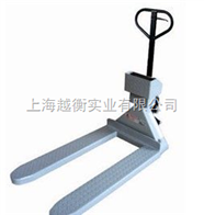 """""""朝阳叉车秤""""1吨1.5吨2吨3吨防爆液压电子秤厂家"""