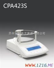 CPA423SCPA423S電子精密天平,進口1毫克天平,賽多利斯天平
