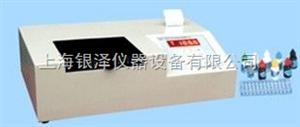 EAB1-2000曲霉素 测定仪(微电脑打印)