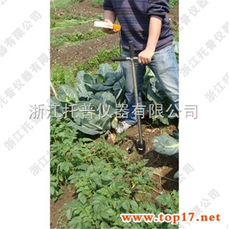 tzs-w 土壤水分温度测量仪