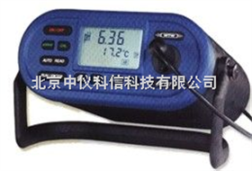 Cond 197i便携式电导率仪(测深水)
