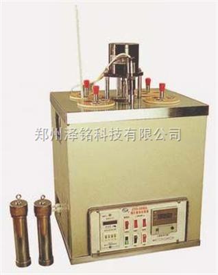 SYD-5096A铜片腐蚀试验器 (现货销售)