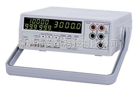 GOM-802中国台湾固纬GOM-802微欧姆计
