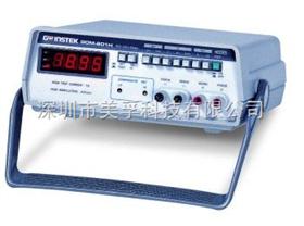GOM-801H中国台湾固纬GOM-801H微欧姆计