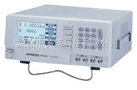 LCR-816中国台湾固纬LCR-816数字电桥