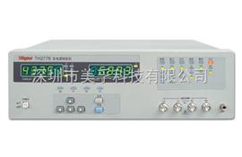 TH2776常州同惠TH2776电感测试仪