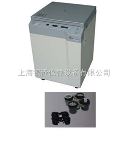 LXJ-IIB低速大容量多管离心机