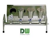 DW-28型水中微生物膜过滤装置(三联)