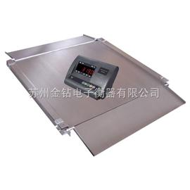 TCS-M不銹鋼電子秤(304材質)全不銹鋼鋼秤臺.超級防水電子秤