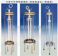 供应中压特制玻璃层析柱