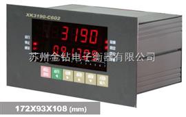 C602上海耀華儀表。昆山動態稱重儀表,抗振動傳感器儀表