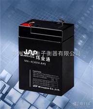 SCS昆山电子秤维修,苏州电子秤电池,6V4.5A电子秤电池