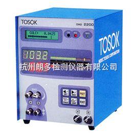 DAG2200TOSOK双通道数显气动量仪