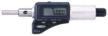 普通型电子微分头0-25mm