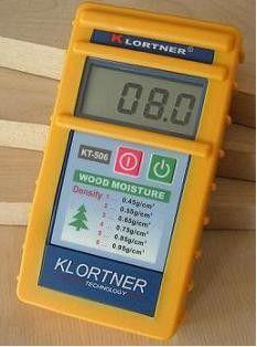 高品质感应式木材水分仪