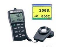 TES-1339R泰仕专业级照度计