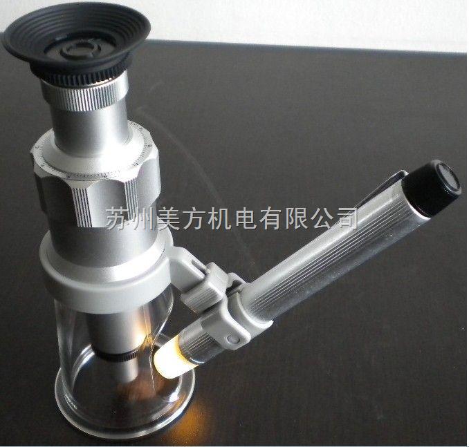 2034-300PEAK2034-300带灯带刻度便携式放大镜