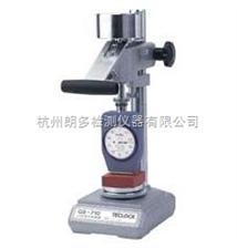 GS-710GS-710得乐TELCOCK橡胶硬度计测试台