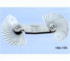 186-105日本Mitutoyo三丰半径规186-105