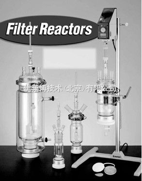 小型实验室过滤反应釜