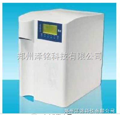 G系列实验室用超纯水机   水质预处理器    全自动实验室用超纯水机