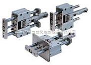 SMC带导杆型气缸 内置精密锁紧结构的紧凑型气缸