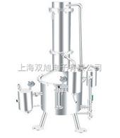 不锈钢塔式蒸汽重蒸馏水器 SHZ32-50 SHZ32-100 SHZ32-200现货SHZ32-4
