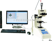 HV-CCD数显显微、维氏图像自动测量硬度计