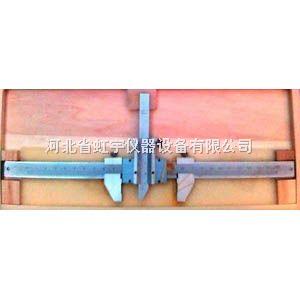 新型砖用卡尺500mm 砖用卡尺ZK-1/ZC-1型 砖用卡尺砖瓦检测仪器