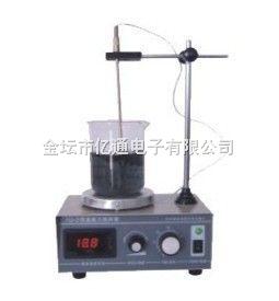 HJ-3数显控温磁力加热搅拌器