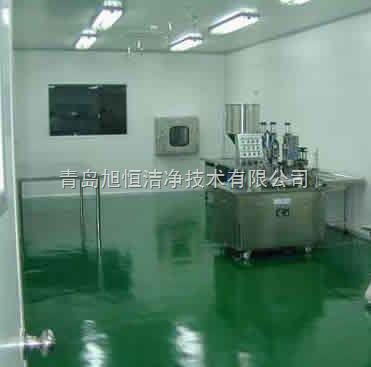 P级实验室净化工程