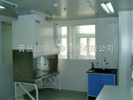 动物检疫P2实验室净化工程