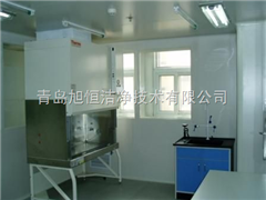 XH动物检疫P2实验室净化工程
