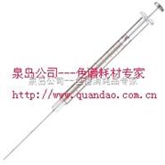 GC用气相注射器(HAMILTON,SGE的标准、带阀、气密性、气体进样等)
