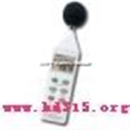 手持式噪声计(台湾) 型号:TB43-CENTER322优势库号:M397957