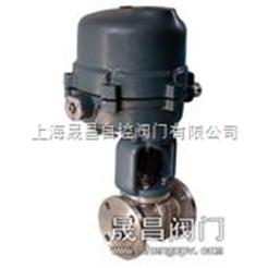 ZRJQ上海-防爆電動球閥-電動球閥