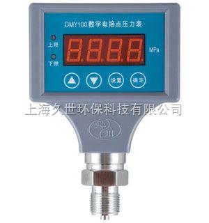 dmy100 数字电接点压力表