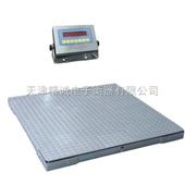 SCS-XSS-XK-A天津全不锈钢双层小地磅