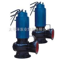QW自循环冷却水潜水排污泵