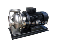 威王厂家ZS型不锈钢卧式单级离心泵