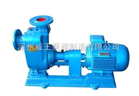 自吸式污水泵 不锈钢排污泵