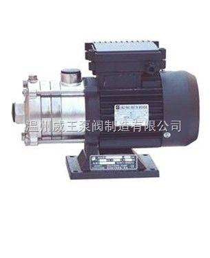 多级泵生产厂家:CHLF(T)轻型段式多级离心泵