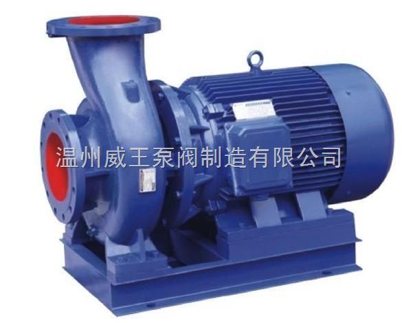 ISWR卧式热水管道增压泵生产厂家,价格,结构图