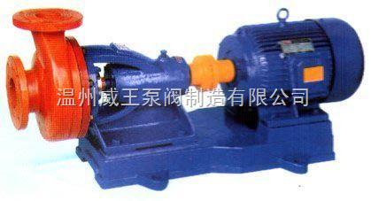 FS型卧式玻璃钢化工泵生产厂家,价格,结构图