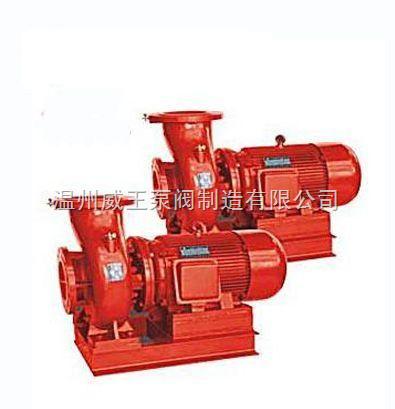 XBD-W型卧式单级消防泵生产厂家,价格,结构图