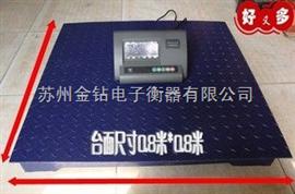 SCS1215苏州5T电子地磅生产厂家